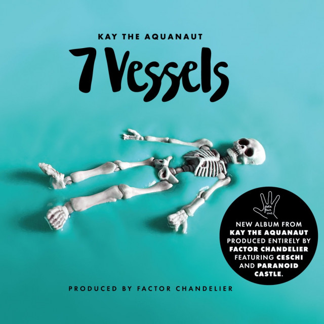7 Vessels by Kay The Aquanaut