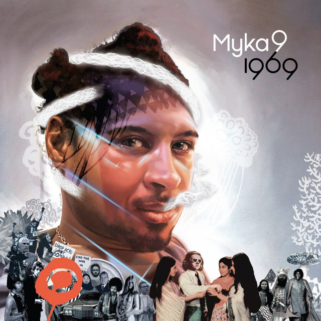 Factor Chandelier & Myka 9 Release 1969 Reissue Vinyl