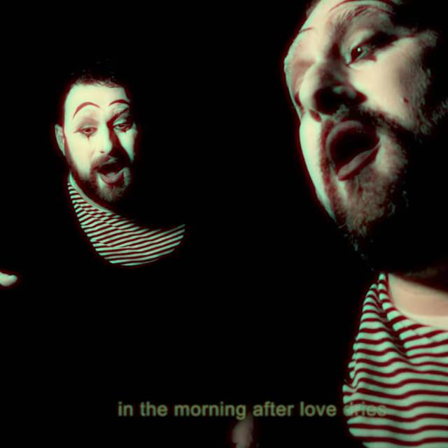 Deadpan Darling - Cartoon Hand (Music Video)